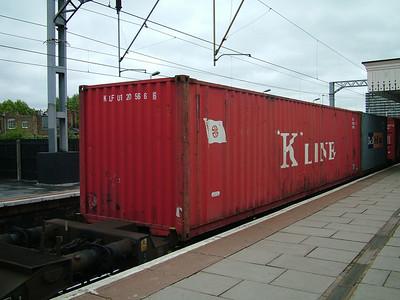 KLFU - K-Line