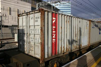 Container operators K