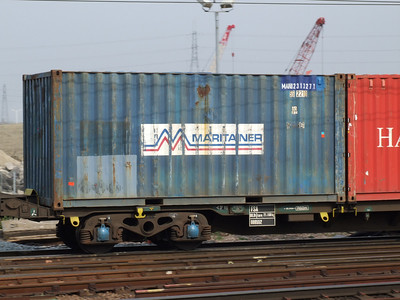 MANU - Maritainer (CARU Containers BV)