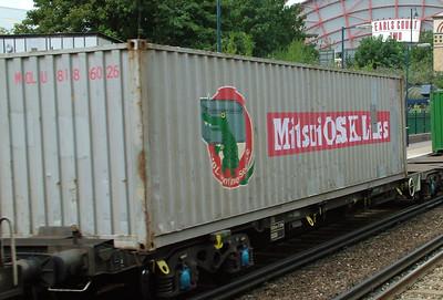 MOLU - Mitsui O. S. K. Lines Ltd