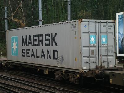 MSKU - Maersk Sealand (Maersk)