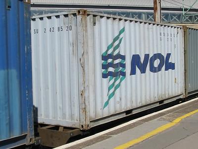 NOSU - Neptune Orient Lines (APL)