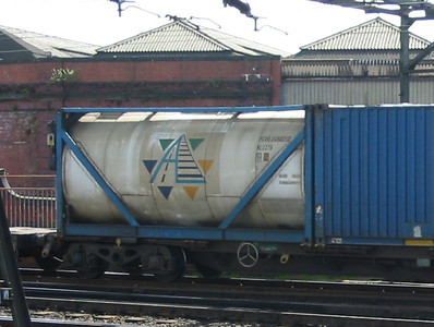 PCVU - Peacock Container BV