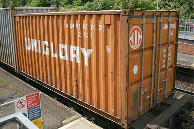 Container operators U
