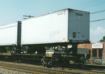 Intermodal loads - Trailers and containers