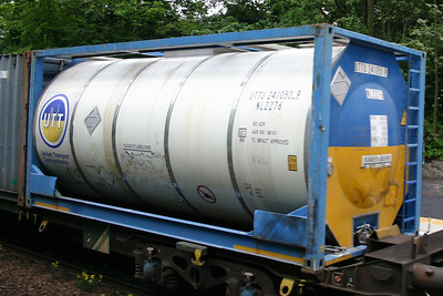 UTTU - United Transport Tankcontainers BV