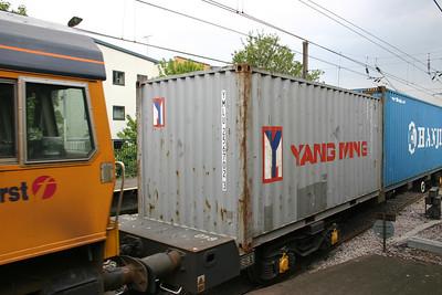 Container operators Y