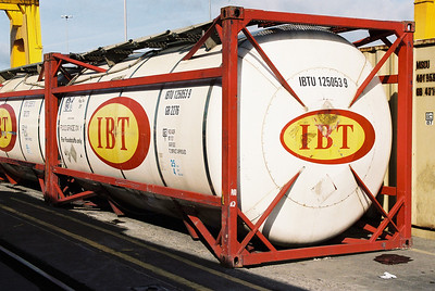 IBTU - United Transport Tankcontainers BV