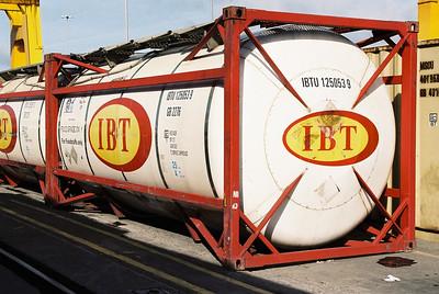 IBTU - United Transport Tankcontainers BV