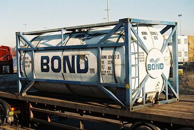 BONU - Bond International Ltd