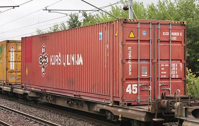 KLCU - Containership Ltd OY (ex Kursiu Linija)