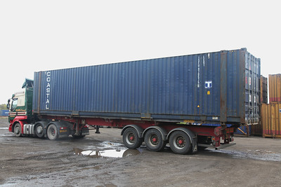 ISFU - Coastal Container Line Ltd