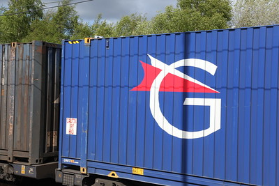 With a Gopettrans logo, LEGB PVDU106949-1 - Tom Smith image used with permission