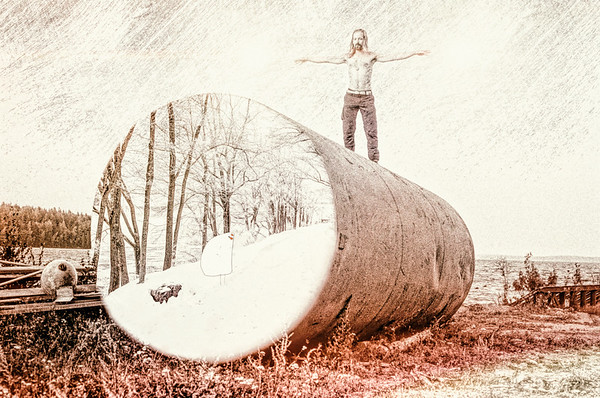 Balancing on the Top Of the Alternative World