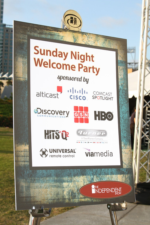 Sunday Night Welcome Party