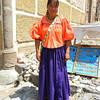 A Friendly Huichol Woman From Real de Catorce, San Luis Potosi