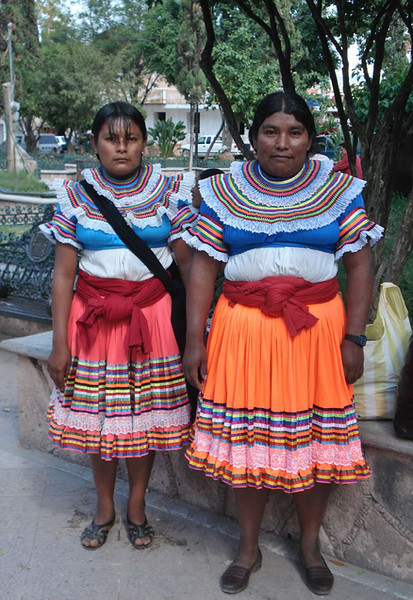 The Indigenous People Of Mexico