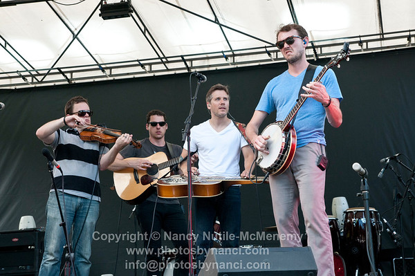 Pentangle Summergrass 2011