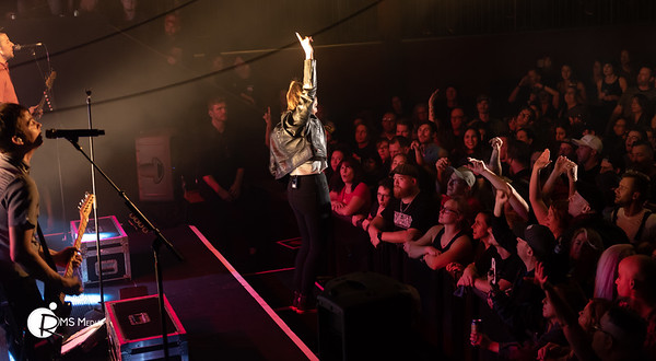 The Interrupters | Capital Ballroom | Victoria BC