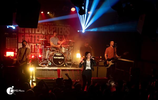 The Interrupters | Capital Ballroom | Victoria BC