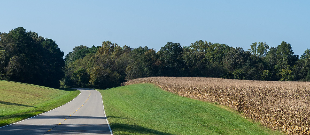 Natchez Trace Parkway, MM 382 -- 9/21, 9:00 am NTP is maintained by the National Park Service.