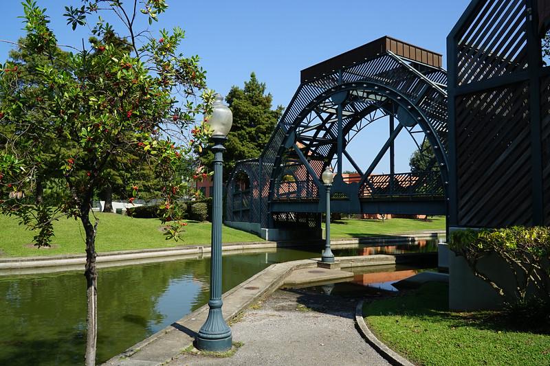 New Orleans, LA.   Armstrong Park.
