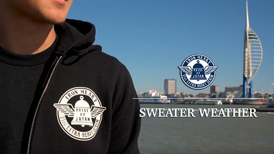 Sweater Weather (IHSW-25, IHT-1600, IH-555-02)
