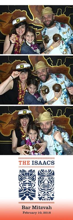 The Isaacs Bar Mitzvah Prints