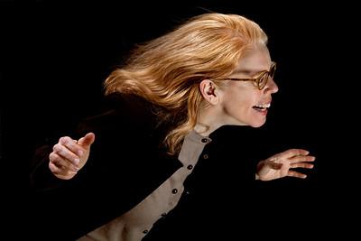 Stephanie Hunt. Photo by Mark Leialoha.