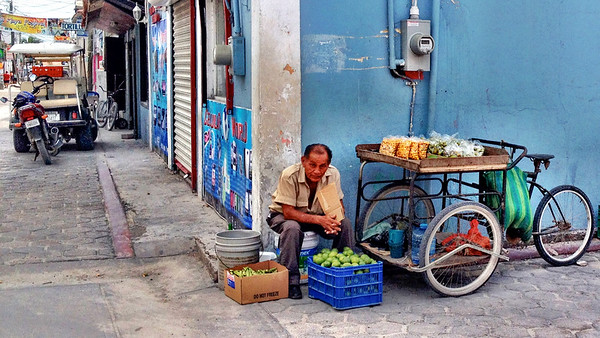 San Pedro Street Vendor