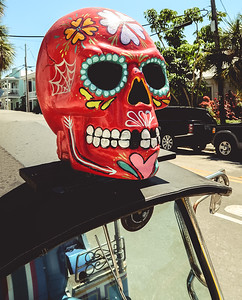 Red Skull Taxi