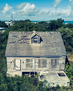 Old Bahamian Cottage