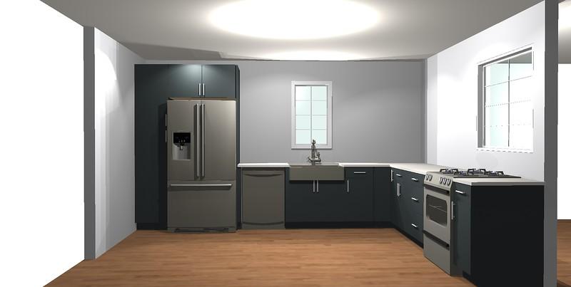 view of kitchen 1
