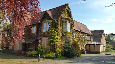 The Ivy Hotel Wroughton 2016