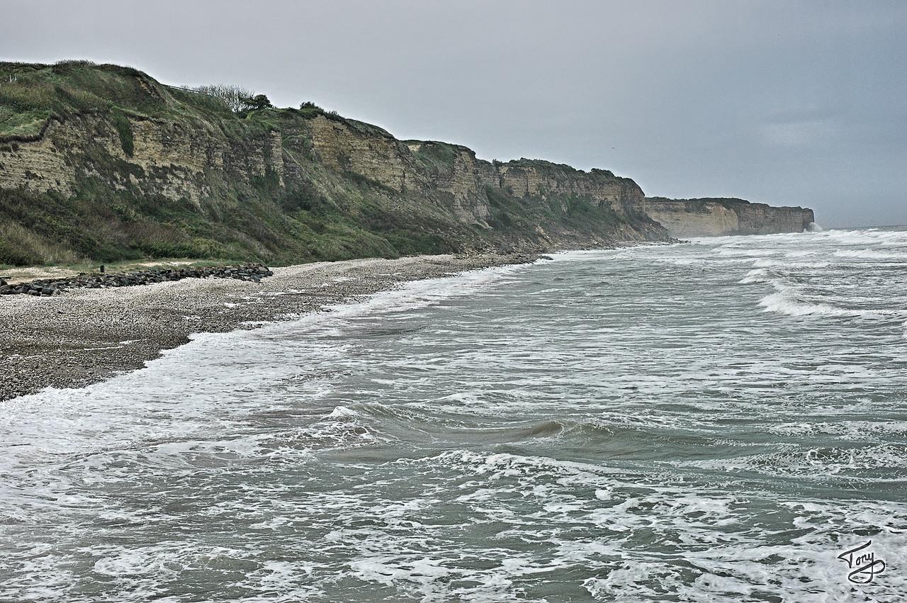 Omaha Beach - 2009 - Pointe-du-Hoc Cliffs