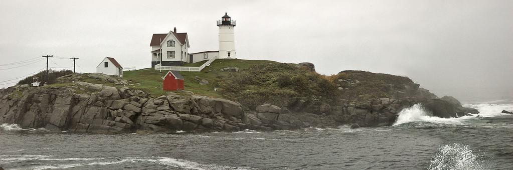 Cape Neddick, Maine - 2008 - Nubble Light