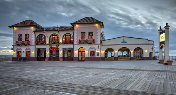 The Ocean City Music Pier