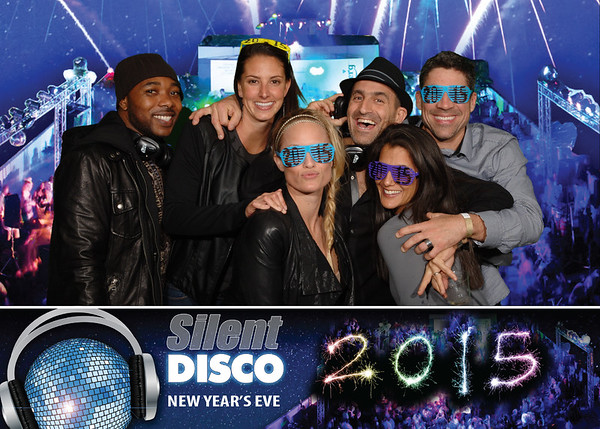 2015 New Years Eve Silent Disco