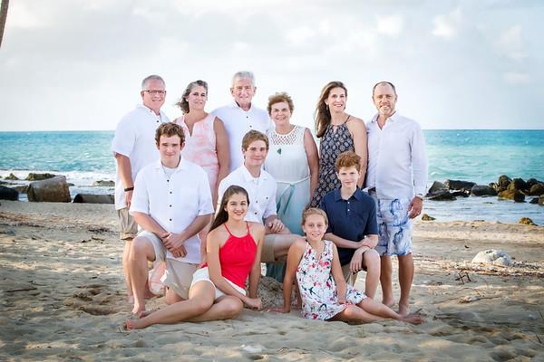 The Johnstone Family