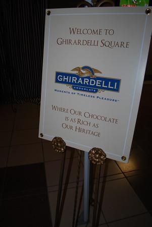 Ghirardelli poster