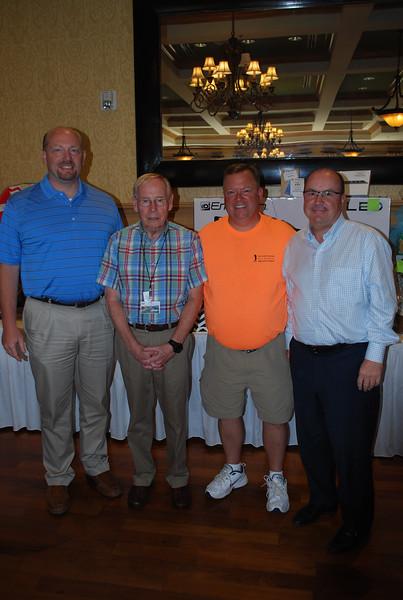 Scott Huff, Ed Clifford, Ron Brophy, Jack Sinclair 2