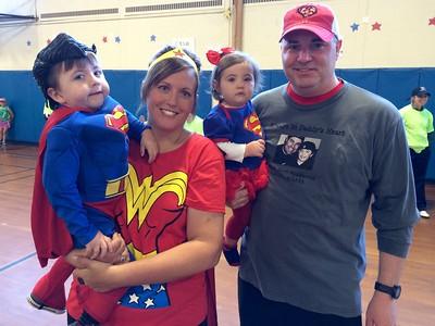 The Joseph Middlemiss Big Heart Foundation's Superhero 5K