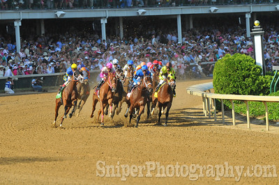 Kentucky Oaks 2010-10