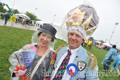 Kentucky Derby Infield 2010-15
