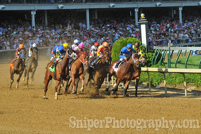 Kentucky Oaks 2010-15
