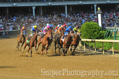 Kentucky Oaks 2010-13
