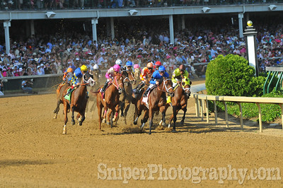 Kentucky Oaks 2010-12
