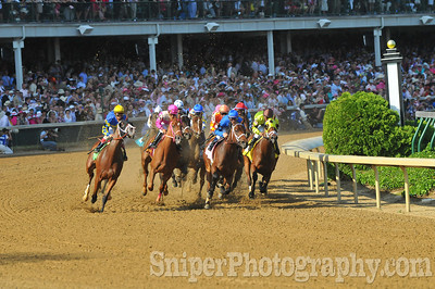 Kentucky Oaks 2010-11
