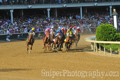 Kentucky Oaks 2010-9