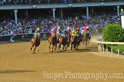 Kentucky Oaks 2010-8